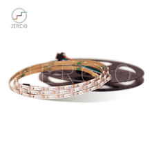 JERCIO WS2812B1505 similar SK6812 LED SMD 3535 fashion digital home and kitchen decoration Addressable programmable strip