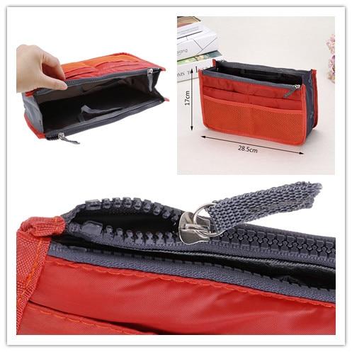 1pc Cosmetic Organizer Storage Bag Toiletry Bag Handbag Travel Storage Bag Cosmetic Bags & Cases Multifunctional Pouch Pocket