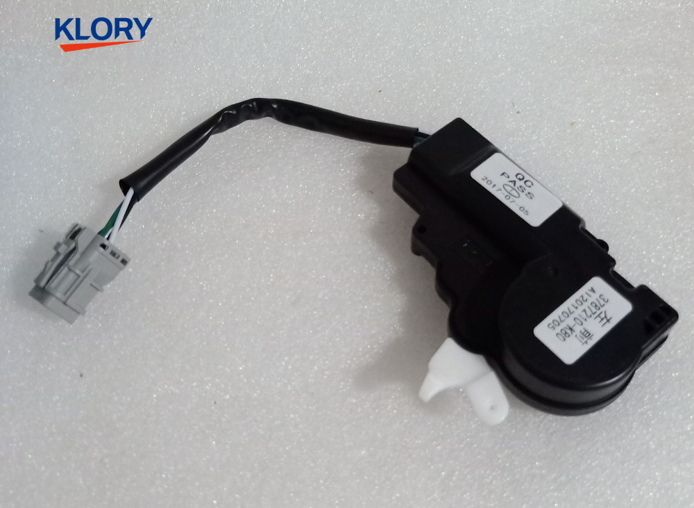 3787210-K80 Left Front Door Latch Assembly  For Great Wall Haval H5