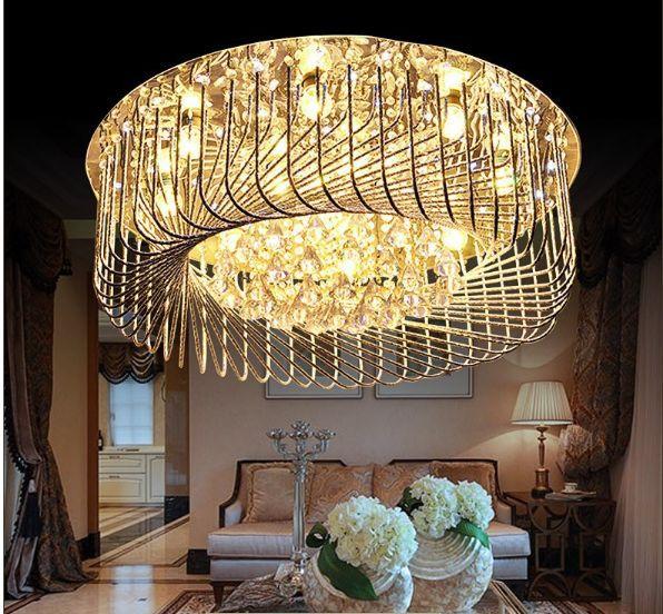 Luxury Ceiling Lights Modern Simple Living Room Lights