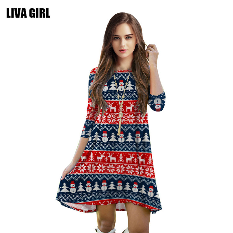 Online Get Cheap Womens Christmas Clothes -Aliexpress.com ...