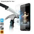 1 pcs filme protetor de tela à prova de explosão-0.26mm frente curva de proteção de borda de vidro temperado para asus zenfone selfie zd551kl
