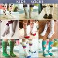 Baby Top Fashion Soft Cotton Cute Kids Sock Striped Geometric Animal Boys Girls Long Socks Children Leg Warmers meias infantil