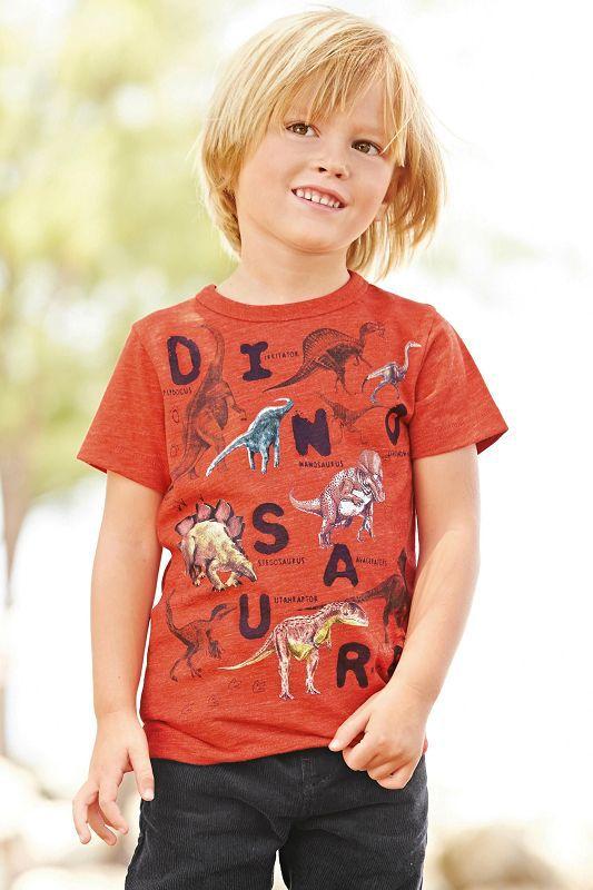 HTB1YIDFHXXXXXcyXpXXq6xXFXXX9 - brand 2018 new fashion kids clothing 100%cotton blouse childrens clothes baby boy t shirts boy's top tee cartoon car Dinosaur