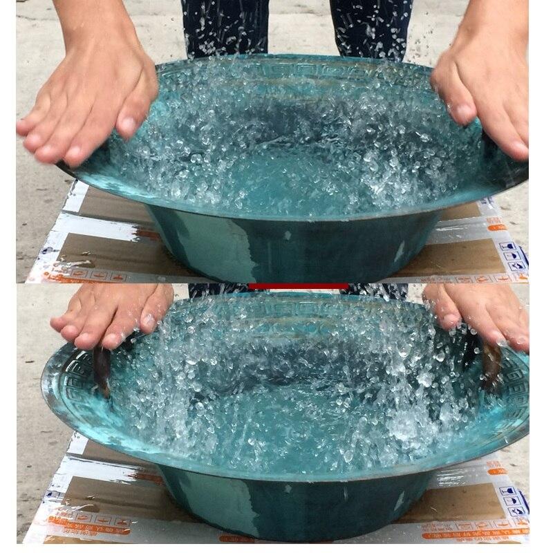 Bronze résonance bol jouet démonstration comportement vagues enfants Science enseignement sida physique jouets enfants tige résonante bassin cadeau - 3