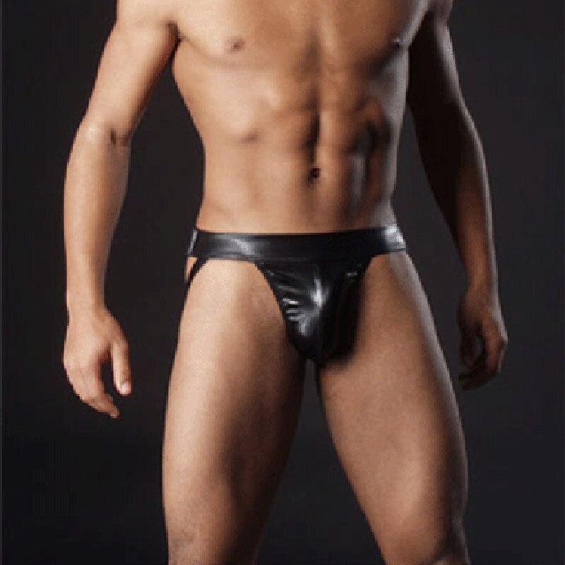 Sport Safety Jockstrap Men's Sexy Thongs Brief Double D G-string Thong Men Tanga Gay Underwear Male Jockstraps Gay Men Underwear