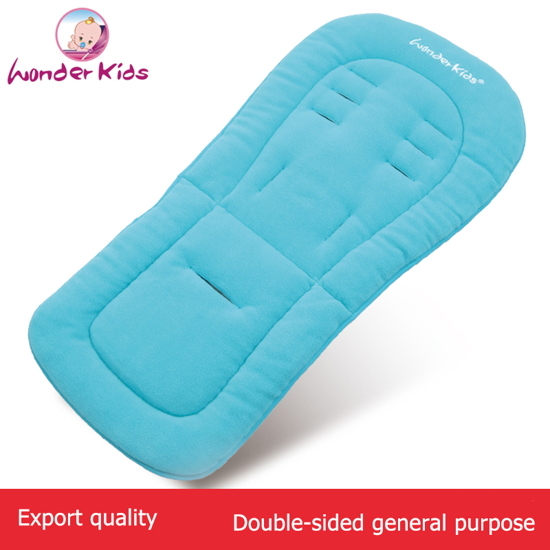 Infant Cart Pad Thickening Cotton Mat Baby Sitting Chair Cushion Pad Accessories Car General Throughout The Winter