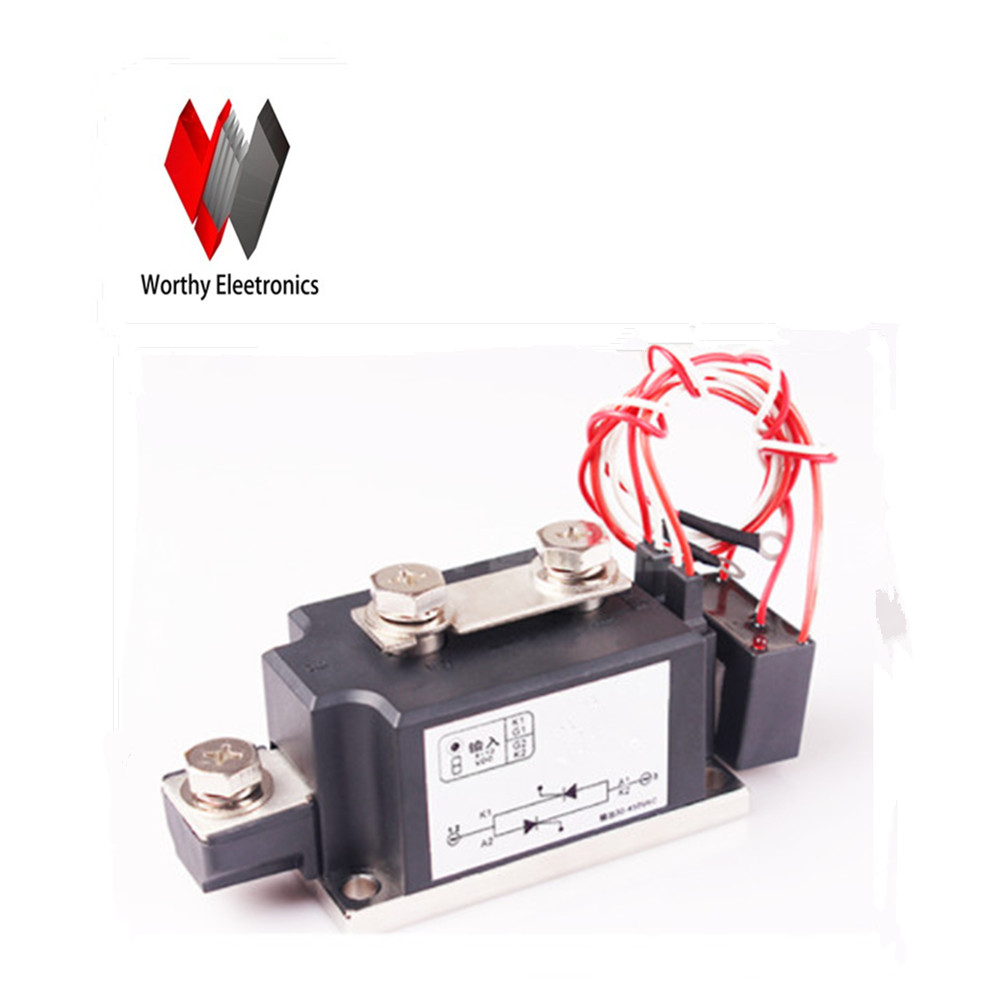 Thyristor solid state relay MGR DC AC SSR 400