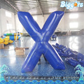 Sea Shipping Cheap Inflatable Paintball Battle Bunker Inflatable X Bunker XX For Sale