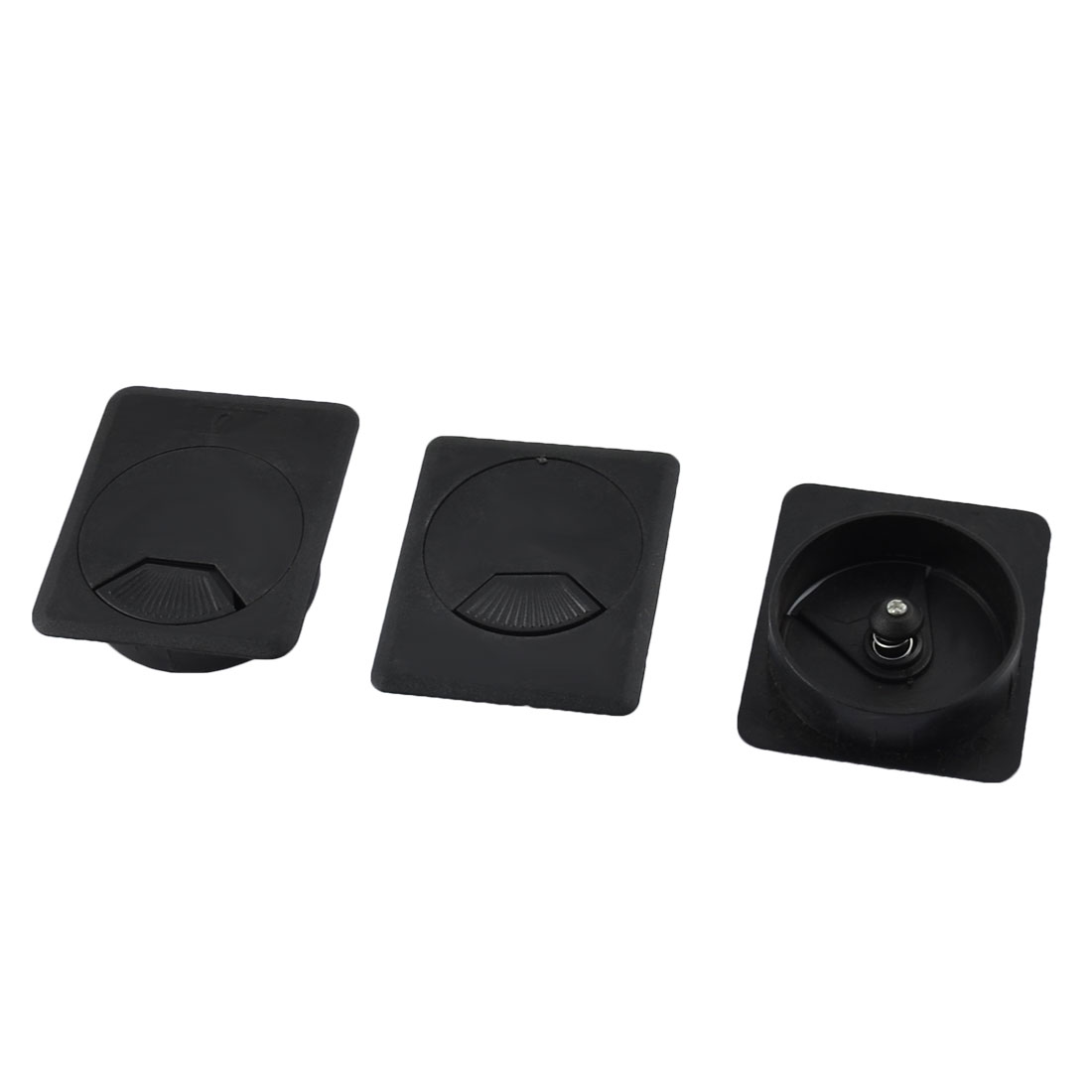 Office Desk Cable Hole Get Quotations · Uxcell Plastic Office Desk ...