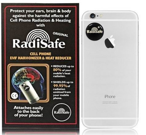 2019hot product realy work have test by Morlab lab shiled Radisafe 99.8% NHF Radi Safe anti radiation sticker 20pcs/lot