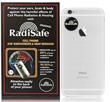 2019hot produto real trabalho tem teste por morlab laboratório shilled radisafe 99.8% nhf radi seguro anti radiação adesivo pçs/lote