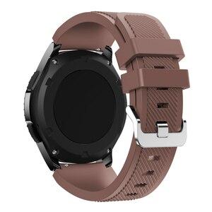 Image 3 - 22ミリメートル手首用ストラップ腕時計3 45ミリメートルシリコン時計バンドブレスレットバンドhuawei社腕時計GT2 gt 46ミリメートル42ミリメートルgt 2e 2プロ