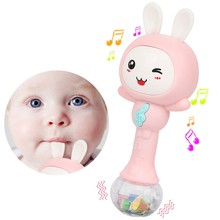 Baby Musical Rattle and Teethers, Sing Rabbit Baby