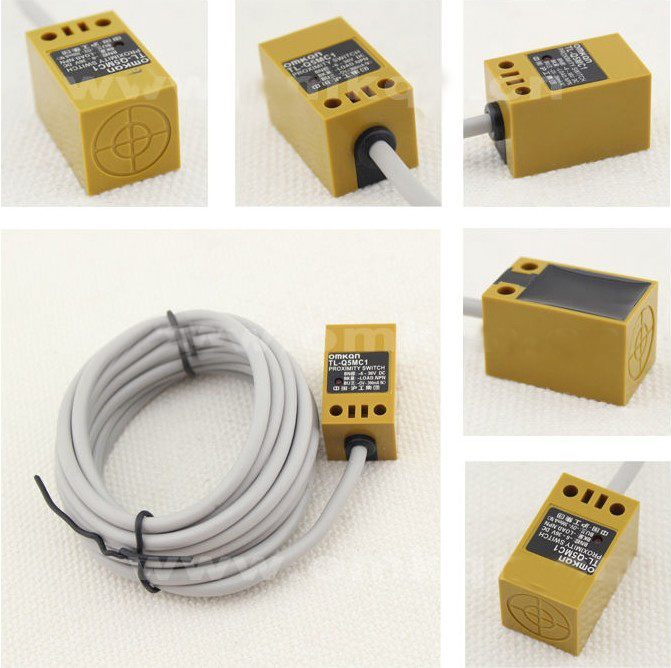 Free shipping 10pc 5mm sensing 6 36VDC universal Proximity switch sensor TL Q5MC1 NPN Three line