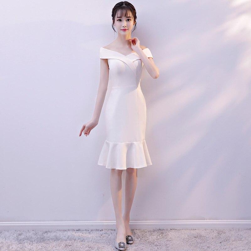 Nouveauté dame fête Cheongsam Style chinois femmes fleur Qipao classique femme soirée sirène robes demoiselle d'honneur robe de mariée