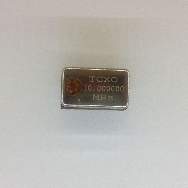 1 PZ/LOTTO 10.000000MHZ TCXO 10MHZ 10M 0.1PPM TCXO Oscillatore A Cristallo Attivo DIP4 NUOVO