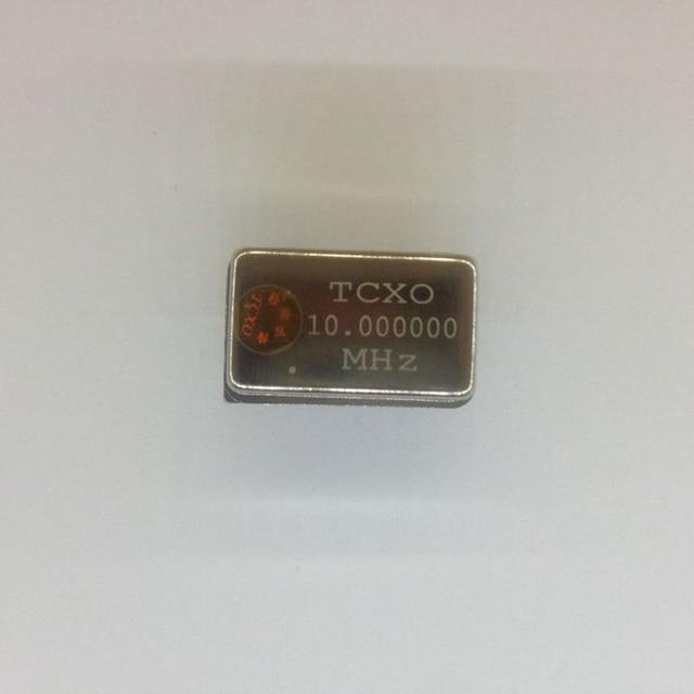 1 adet/grup 10.000000MHZ TCXO 10MHZ 10M 0.1PPM TCXO aktif kristal osilatör DIP4 yeni