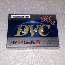 10 pçs alta qualidade dvm60r3 minidv cassetes de vídeo digital mini dv fita sp 60 min lp 90 min frete grátis