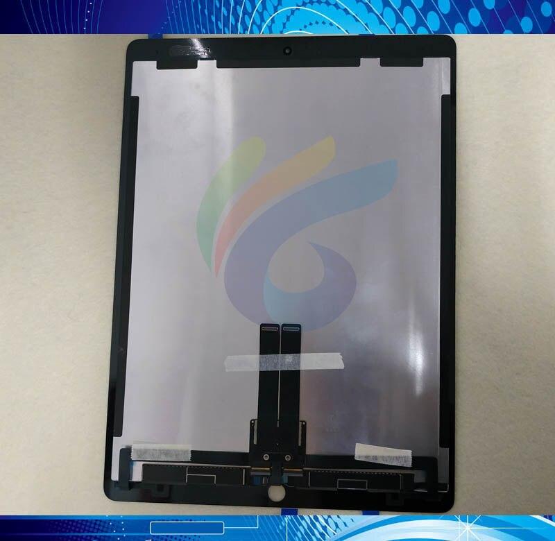 A1671 A1670 ekran dotykowy dla iPad Pro 12.9 2nd Gen wyświetlacz LCD Digitizer Panel montażowy/szkło z IC Chip zainstalowany w Ekrany LCD i panele do tabletów od Komputer i biuro na AliExpress - 11.11_Double 11Singles' Day 1