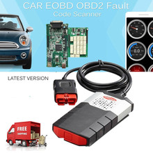 цены на VCI OBD2 Diagnostic Scanner Kits  ODB2 Cars Trucks CD Software+8PCS Car Cables 4.3 Car Auto Fault Diagnostic Scanner Tool  в интернет-магазинах