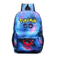 Freeshipping Gorące Gry Pokemon Pokemon Gengar Podróży Plecak Plecaki Szkolne Torby Łopatki Torba Dla Nastolatek Dziewczyny Mochila Feminina