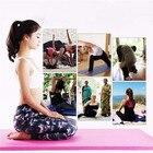 ①  Коврик для йоги 183   61   1 см Толщина Non-Slip Спортивный Тренажерный Зал Мягкие Пилатес Коврики С ✔