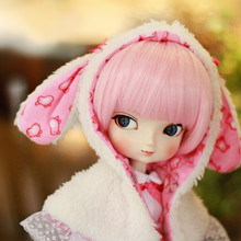 BB GIRL 35cm Fashion Joint Doll DIY Kawaii Blyth Doll with Big Eyes Cool Pink Short Hair Realistic Bjd Doll Makeup Toys for Girl mini cartoon bjd 1 6 nude blyth doll super black joint body pink hair fashion doll model toys for girls