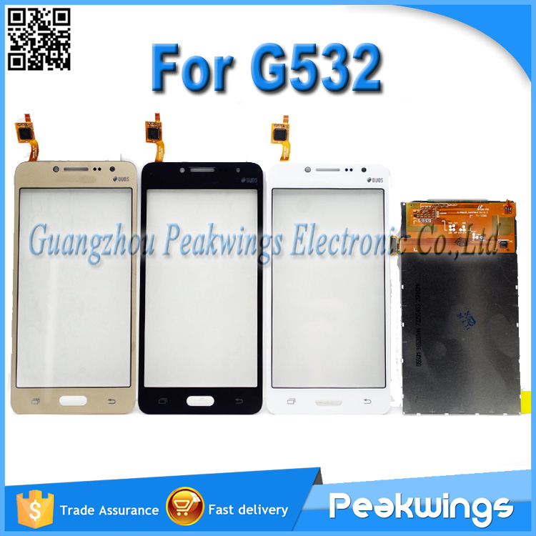G532 LCD Screen Display For Samsung Galaxy J2 Prime SM-G532 G532 LCD Display Screen