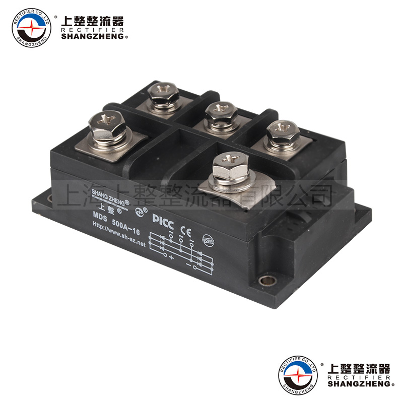 MDS500A Three Phase Rectifier Bridge factory direct brand new mds200a1600v mds200 16 three phase bridge rectifier modules