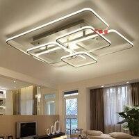Süper ince Daire Yüzük Modern LED Tavan avize lamba Oturma Odası Yatak Odası Modern LED Tavan Avize Işıkları Fikstür|Tavan Işıkları|Işıklar ve Aydınlatma -