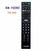 Nowy wymiana RM YD080 nadające się do RM YD081 pilot zdalnego sterowania dla SONY LCD LED TV KDL 22EX355 KDL 22EX357 telewizor z dostępem do kanałów dowódca kontroler