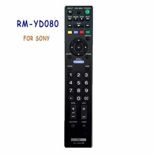 Image 1 - חדש החלפת RM YD080 Fit עבור RM YD081 SONY LCD LED טלוויזיה KDL 22EX355 KDL 22EX357 טלוויזיה מפקד בקר
