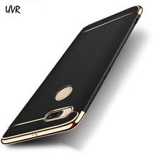 For Xiaomi Mi A1 A2 Lite MiA1 Case Coque 3 in 1 Phone Case For Xiaomi Mi 5X 6X Mi5X Back Cover Hard Shell Max 3 Mix 2 2S Mi 8 SE(China)