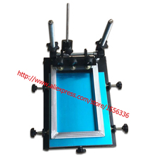 cheap price manual silk screen printing machine for sale