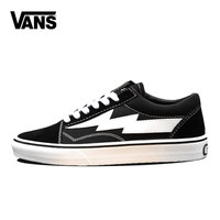 Original Vans Old Skool REVENGE X STORM Low Top Classics Unisex Vulcanize Shoes Casual Fashion Canvas