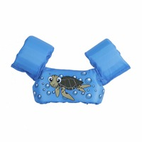 1-6 Year Old Baby Child Swimming Learning Foam Swim Vest Arm Band Adjustable Infant Swim Life Vest Pool Floats