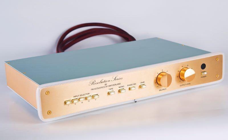 Queenway Copy/Study Switzerland FM255 pre-amplifier HiFi Equilibrium Audio Per Amplifier queenway dq1 preamplifier pre amp preamp pre amplifier pre amplifier class a delicate amplifier 1 85kg