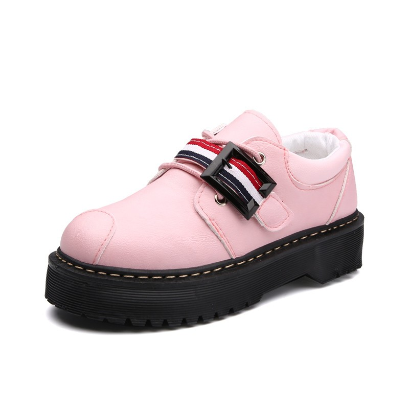 2017 Spring Autumn Platform Women Shoes Patent Leather Lace Up Shoes For Woman Casual Shoes Ladies Flats Zapatos Mujer S151 (16)