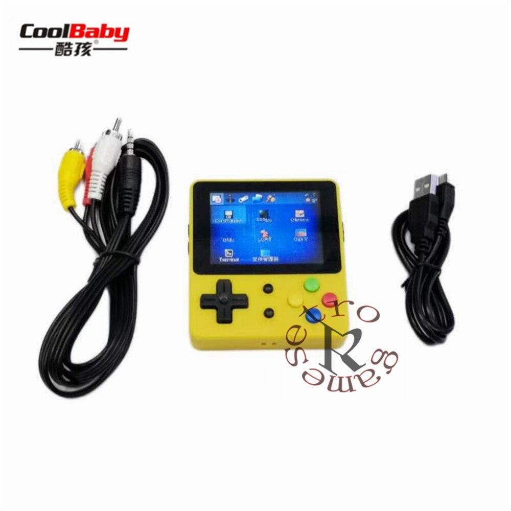 OPENDINGUX OPEN SOURCE CONSOLE LDK jeu 2.6 pouces écran Mini portable enfants et famille rétro Console de jeux - 6