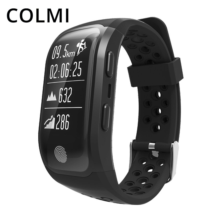 COLMI GPS Smart Band IP68 Waterproof Sports Wristband Multiple Heart Rate Monitor Pedometer Fitness Bracelet S908 Smartband цена