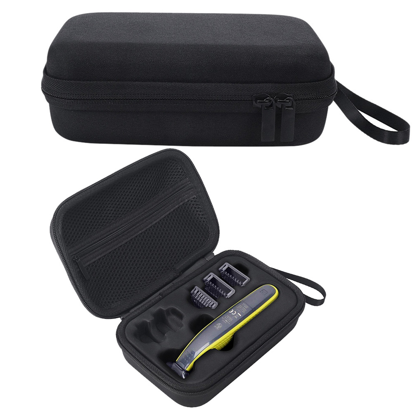 Storage Case Hard Carrying Case For Philips Norelco Oneblade QP2520/70 QP2520/90 QP2520/72 QP2630/70 image