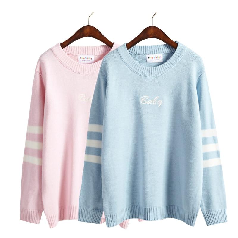 2017 winter women sweaters new korean harajuku style cute ...