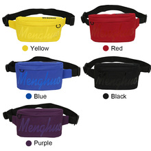 Hot  Sale Multifunctional Waist Bag Adjustable Belt Chest Letter Printing Small Money Purse MSJ99