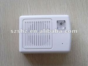 Image 5 - Free shipping 220V cheap price wired audio doorbell door phone high quality audio intercom system with unlock function