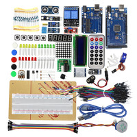 For LCD Servo Motor RelaySuper Starter Kit For Arduino UNO R3 And Mega2560 Board
