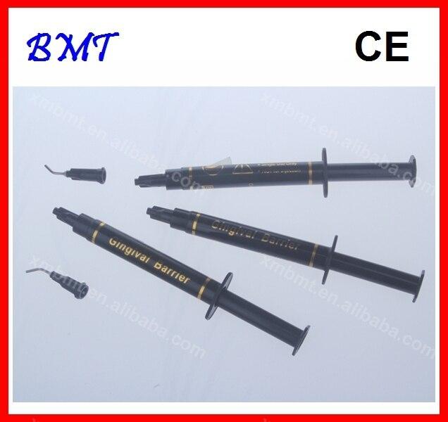 5 ชิ้น/ล็อตฟัน Whitening Gingival Barrier/Gingival/Gum Dam/Gum Protector CE proof จัดส่งฟรี!