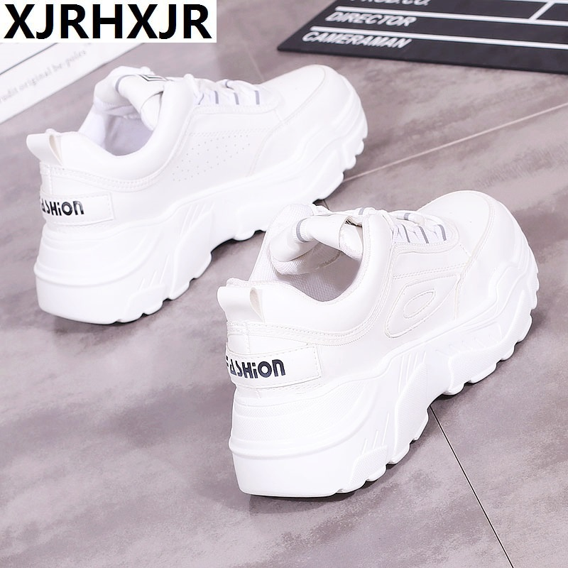 Brand Women White Sneakers Spring Autumn Comfortable Soft Lace Up Women's Casual Shoes Student Preppy Ladies Canvas Flats Shoes odetina 2017 new designer lace up ballerina flats fashion women spring pointed toe shoes ladies cross straps soft flats non slip