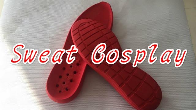 site réputé c619c 90fb8 € 22.65 |Chaussures Spiderman de haute qualité étonnantes semelles  Spiderman Spider man semelles rouges Cosplay dans Chaussures de Nouveauté &  Usage ...