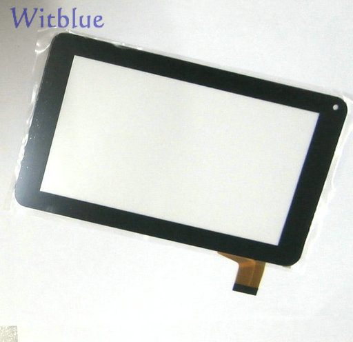 New For 7 RoverPad Sky S7 WIFI Tablet Touch Screen Touch Panel Digitizer Glass Sensor Replacement Free Shipping new for 9 7 archos 97c platinum tablet touch screen panel digitizer glass sensor replacement free shipping